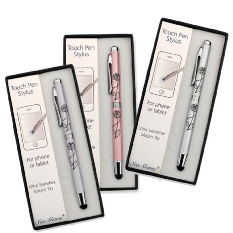 Mackintosh Stylus Pen Rose